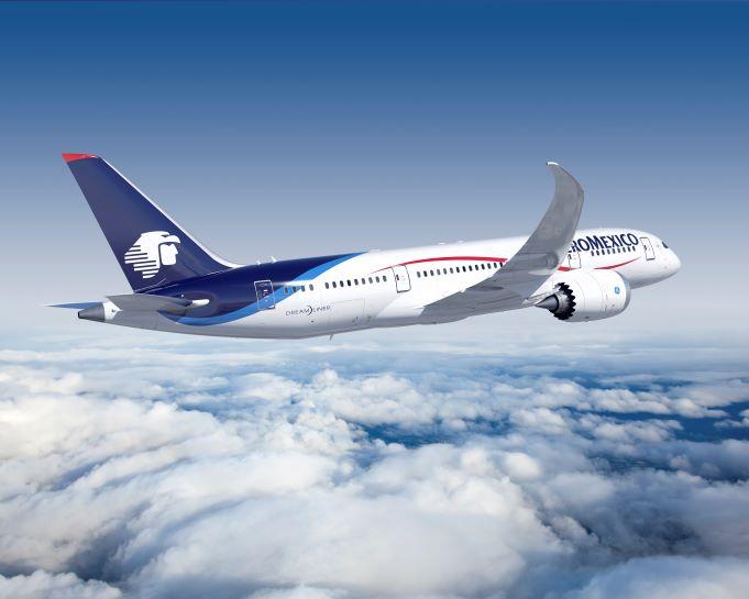 アエロメヒコ航空より2022年3月運航スケジュールのお知らせ