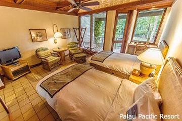 パラオ パシフィック リゾート(アラカベサン島)