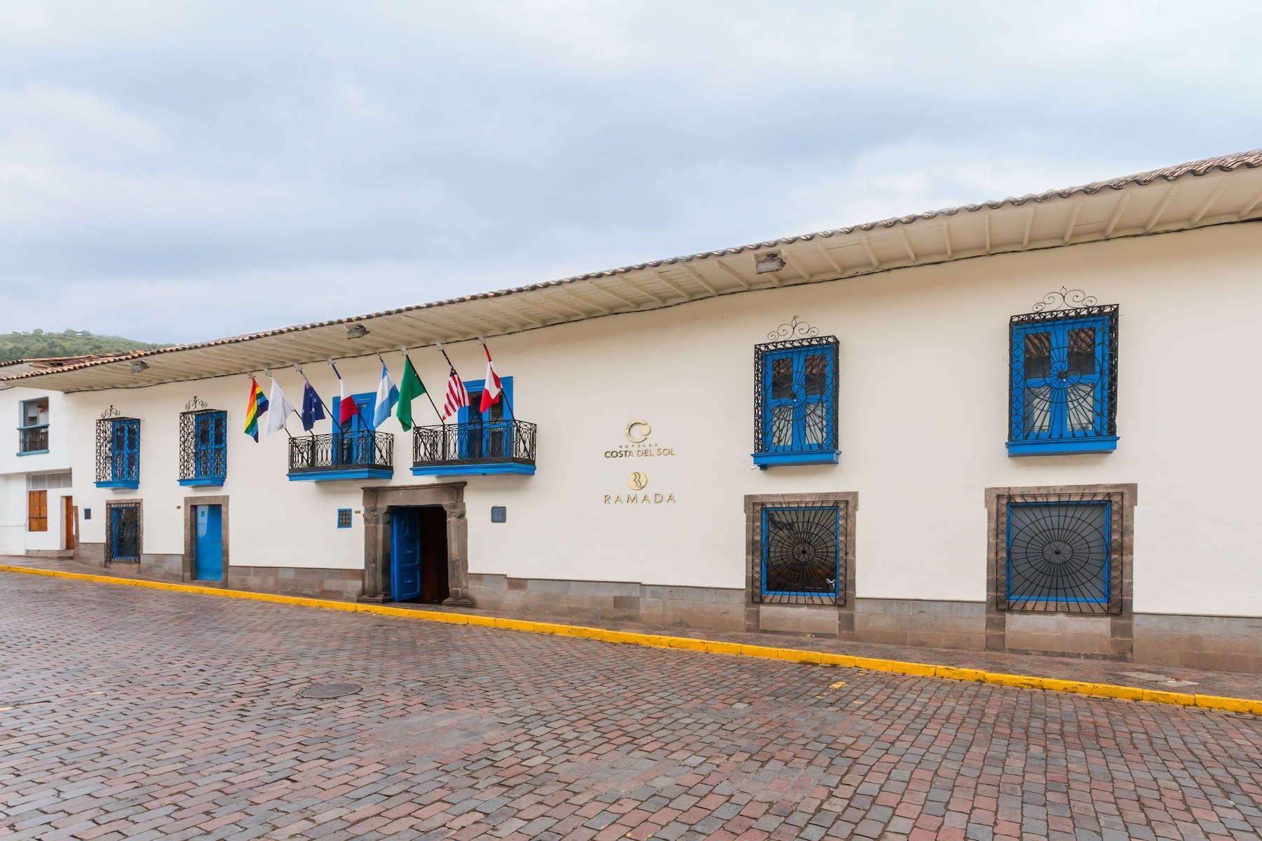 コスタ デル ソル ラマダ クスコ