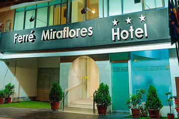 ホテル フェレ ミラフローレス