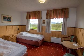 ホテル スカフタフェットル スタンダードルーム(イメージ)/写真提供:viking
