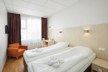 ホテル クレトゥル スタンダードルーム(イメージ)/写真提供:viking