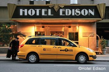 ジ・エジソン・ホテル