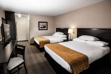 スカイライン・ホテル&ウォーターパークお部屋の一例