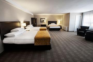 スカイライン・ホテル&ウォーターパーク(ファミリースイート)お部屋の一例