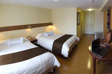 タイピカラ ホテル クスコ
