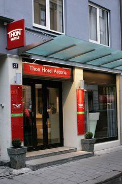 トーン・ホテル・アストリア