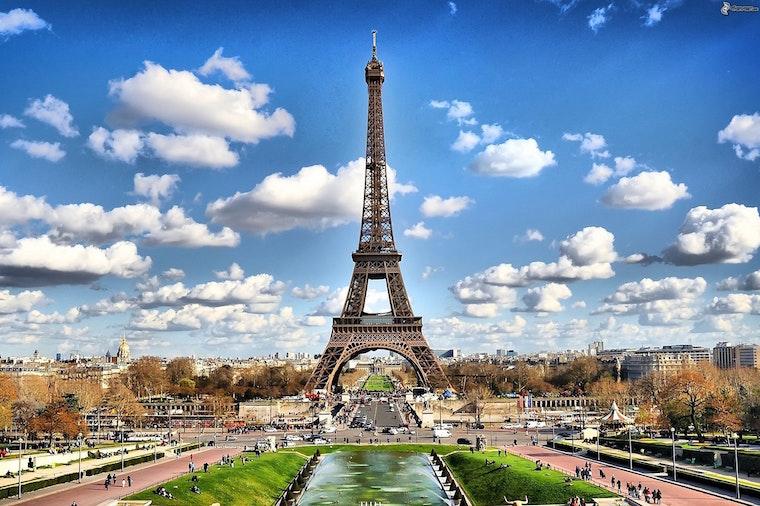 両親にパリ旅行をプレゼント