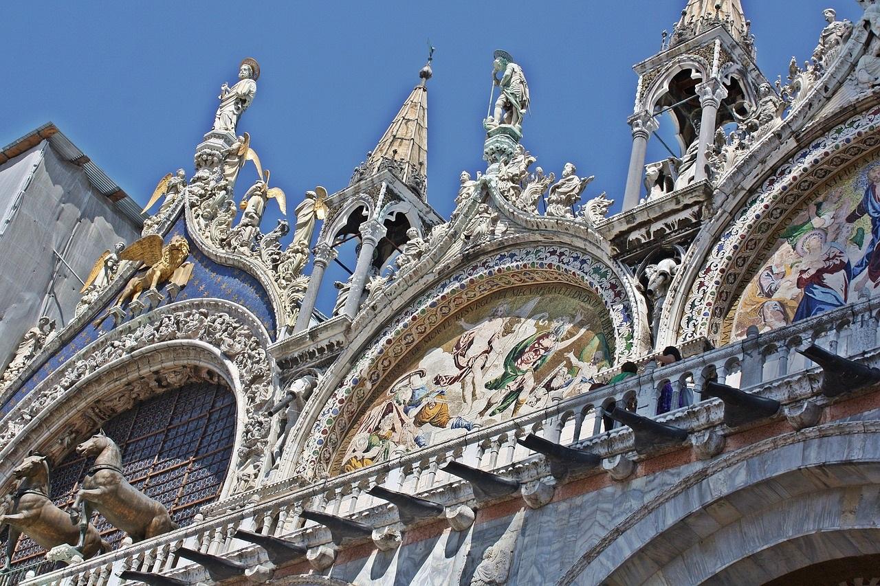 サンマルコ大聖堂