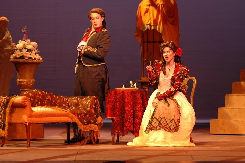 音楽の都・ウィーンを象徴する「ウィーン国立歌劇場」