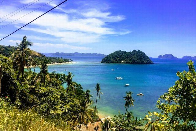 フィリピン・エルニドの風景