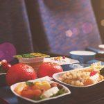 機内食のイメージ写真