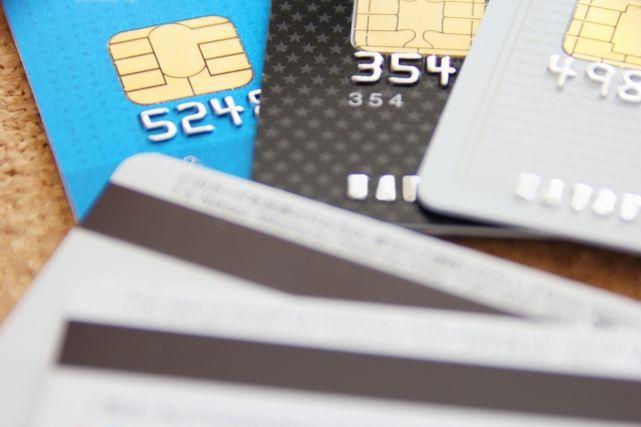 クレジットカードのイメージ写真