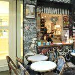 オーストラリア メルボルンのカフェ